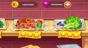 Cooking Madness Mod Apk unlimited money and gems